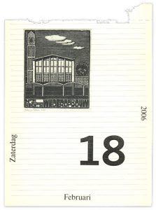 MADE IN ARNHEM [kalender]: okt. 2005 - sept. 2006: Wederopbouw | 2005