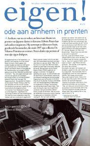 EIGEN! # 27 Arnhem, najaar 2014